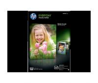 Глянцевая фотобумага HP для ежедневной печати, 100 листов, 10 x 15 см, 200 г/м² (CR757A)
