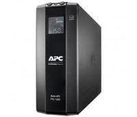 ИБП APC Back-UPS Pro BR 1600VA/960W, 8x C13, AVR, LCD, Base-T, USB, PCh (BR1600MI)