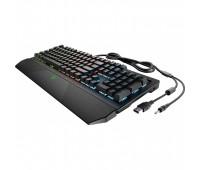 Игровая клавиатура HP Pavilion 800 USB черная (5JS06AA)